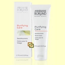 Purifying Care - Crema Facial Impurezas - 75 ml - Anne Marie Borlind