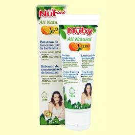 Bálsamo de Lanolina para la Lactancia - 30 gramos - Nuby