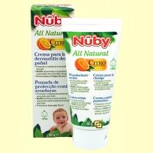 Crema para la Dermatitis del Pañal - 60 gramos - Nuby