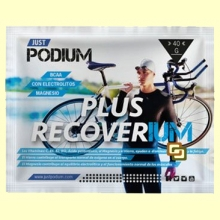 Plus Recoverium - 1 sobre - Just Podium