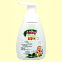 Gel de Baño para Bebés - 250 ml - Nuby