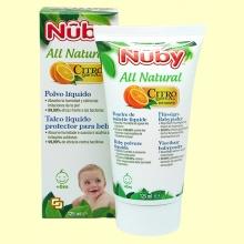 Polvo líquido para Bebés - 125 ml - Nuby