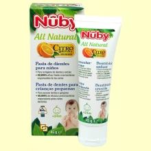 Pasta de Dientes para Niños - 45 gramos - Nuby