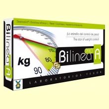 Bilinea A Pro - Control del peso - 40 cápsulas - Laboratorios Tegor