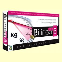 Bilinea B Pro - Control del peso - 40 cápsulas - Laboratorios Tegor
