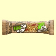Fusion Bar Superfoods - Quinoa y Bayas de Goji - 1 barrita - NutriSport