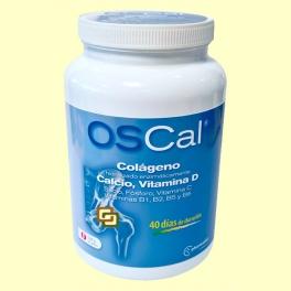 Oscal polvo - Huesos - 528 gramos - Pharmadiet