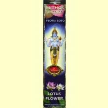 Incienso Flor de Loto - Flaires - 16 barras