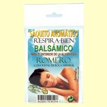 Saquito aromático Respirar Bien - Aromalia - Romero
