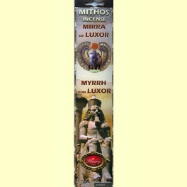 Incienso Mirra de Luxor - Flaires - 16 barras