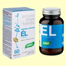 Vitaminas Complex EL Bio - 60 cápsulas - Santiveri