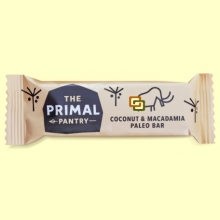 Barrita de Coco y Macadamia - 45 gramos - The Primal Pantry