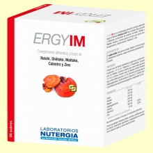 Ergyim - Sistema inmunitario - 30 sobres - Nutergia