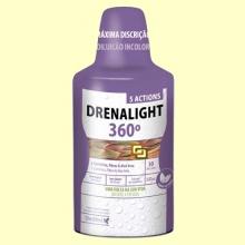 Drenalight 360º 5 Actions - 600 ml - Dietmed