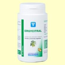 Ergycitral - Sistema digestivo - 70 cápsulas - Nutergia