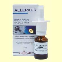 Allerkur Spray Nasal - 15 ml - Gricar