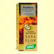 Pasiflora - Sistema Nervioso - 70 comprimidos - Santiveri