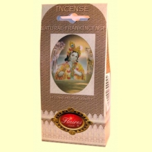 Incienso Cono Natural Frankincense - Flaires - 12 conos