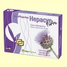 Hepacyn Forte - 40 perlas - VenPharma *