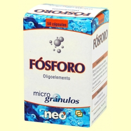 Fósforo Microgránulos - 50 cápsulas - Neo
