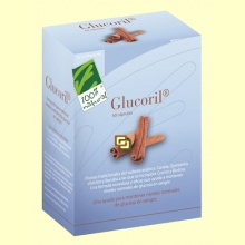 Glucoril - 60 cápsulas - 100% Natural