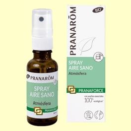 Pranaforce Aire Sano Atmósfera Bio - Spray 30 ml - Pranarom