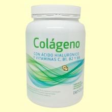 Colágeno con Magnesio, Ácido Hialurónico y Vitaminas - 330 gramos - Diet Clinical