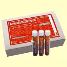 Aminofit 8000 Líquido - 20 ampollas - Bonusan