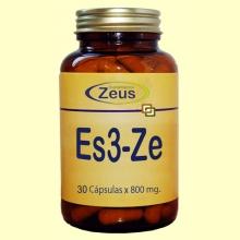 Es3-Ze - Sistema Nervioso - 30 cápsulas - Zeus Suplementos