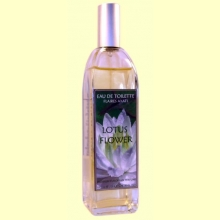 Eau de toilette - Lotus Flower - Flaires - 100 ml.