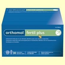Orthomol Fertil Plus - 30 raciones - Laboratorio Cobas