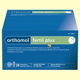 Orthomol Fertil Plus - 30 raciones - Laboratorio Cobas