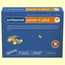 Orthomol Junior C Plus - 7 sobres - Laboratorio Cobas