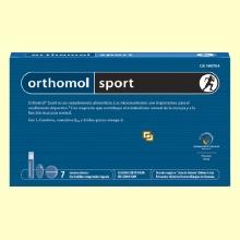Orthomol Sport - 7 viales - Laboratorio Cobas