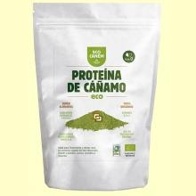 Proteína de Cáñamo en Polvo Eco - 200 gramos - Eco Canem *