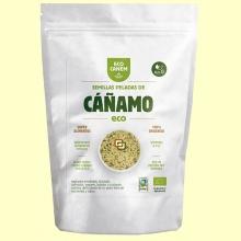 Semillas de Cáñamo Peladas Eco - 200 gramos - Eco Canem *