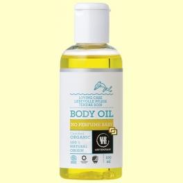 Aceite para Bebés Sin Perfume Bio - 100 ml - Urtekram