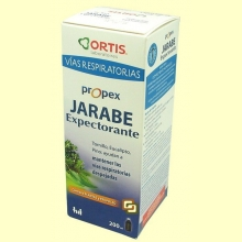 Propex Jarabe Expectorante - Sistema Respiratorio - 200 ml - Laboratorios Ortis