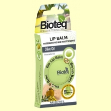 Bioteq Bálsamo Labial - Aceite de Oliva - 8,5 gramos - Bohema
