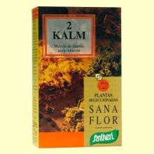 Sanaflor Erbacalm 2 - 70 gramos - Santiveri