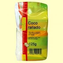 Coco Rallado Ecológico - 125 gramos - Biospirit