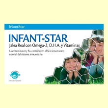 Infant-Star - 20 viales - MontStar
