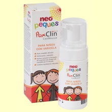 Neo Peques® - Poxclin Coolmousse - Varicela - 100 ml - Neo