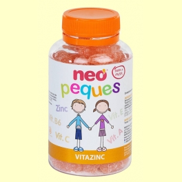 Neo Peques® Vitazinc - 30 caramelos - Neo
