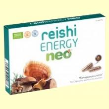 Reishi Energy - 30 cápsulas - Neo