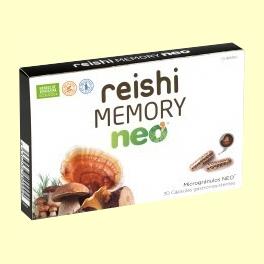 Reishi Memory - 30 cápsulas - Neo