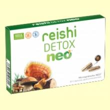 Reishi Detox - 30 cápsulas - Neo