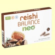 Reishi Balance - 30 cápsulas - Neo