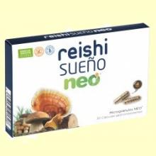 Reishi Sueño - 30 cápsulas - Neo