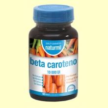 Betacaroteno 10.000UI - 60 perlas - Naturmil